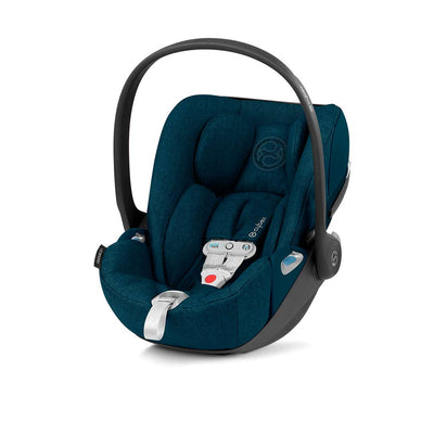 Cybex Cloud Z i-Size Plus Car Seat with SensorSafe - 2020 - Mountain Blue-Car Seats- Natural Baby Shower