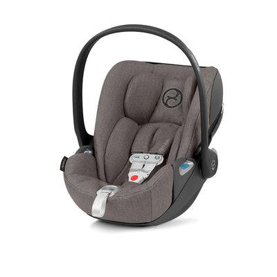 Cybex Cloud Z i-Size Plus Car Seat with SensorSafe - 2020 - Soho Grey-Car Seats- Natural Baby Shower