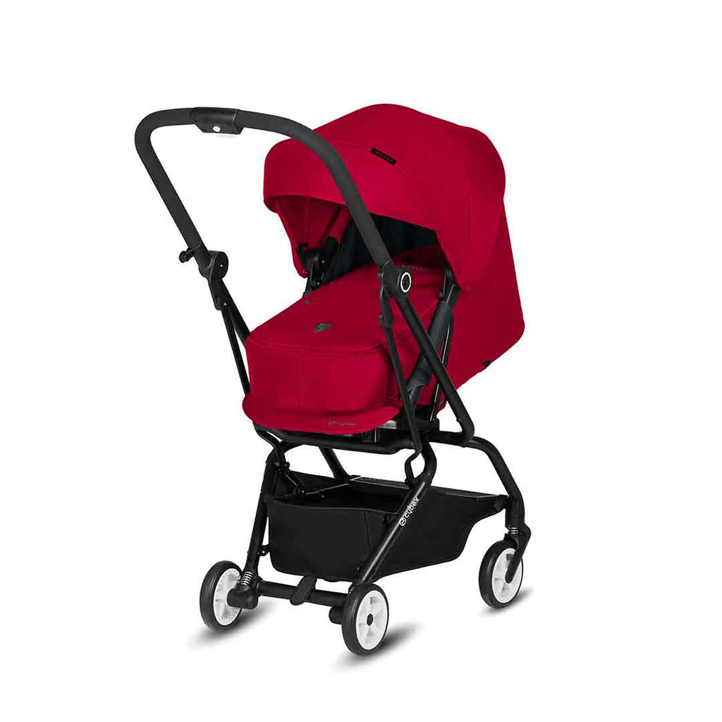 Cybex Cocoon S - Scuderia Ferrari - Racing Red-Cocoons- Natural Baby Shower