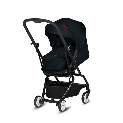 Cybex Cocoon S - Scuderia Ferrari - Victory Black-Cocoons- Natural Baby Shower