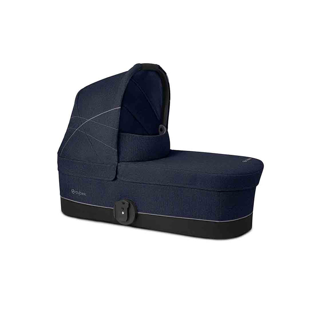 Cybex Cot S - Denim Blue-Carrycots- Natural Baby Shower