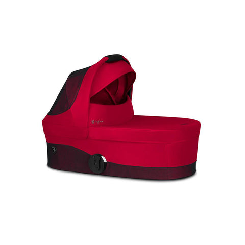 Cybex Cot S - Scuderia Ferrari - Racing Red-Carrycots- Natural Baby Shower