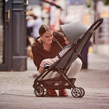 Cybex Eezy S Pushchair - Denim Blue-Strollers- Natural Baby Shower