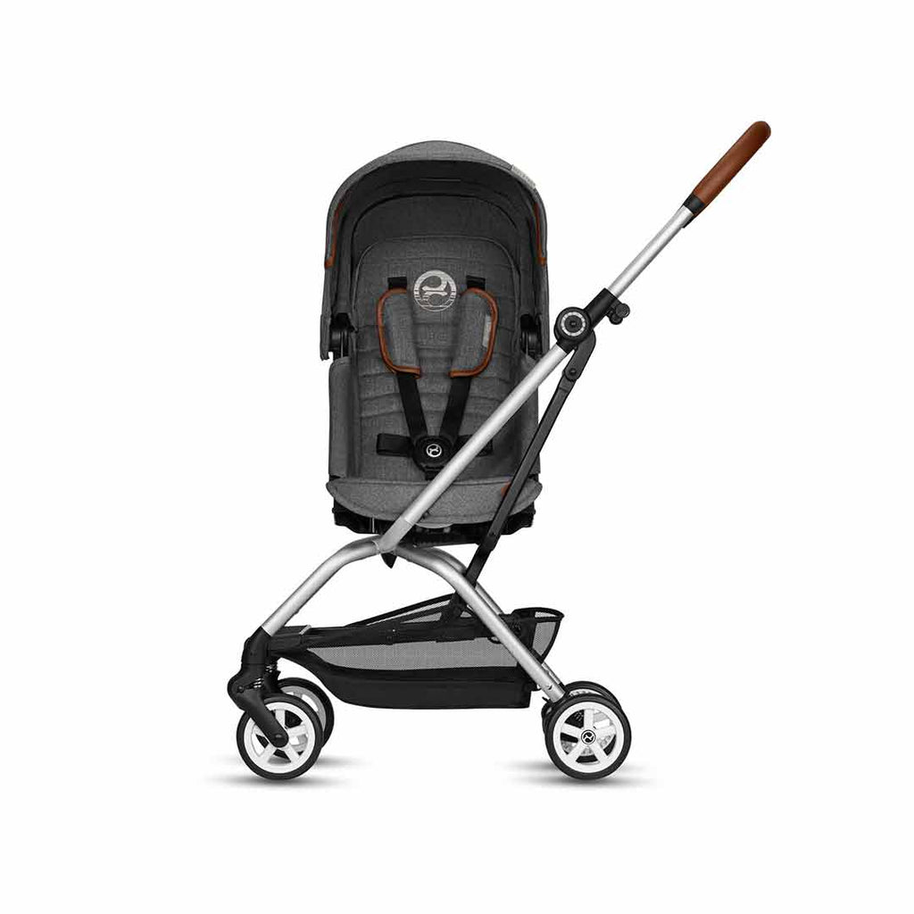 Cybex Eezy S Twist Pushchair Denim Manhattan Grey