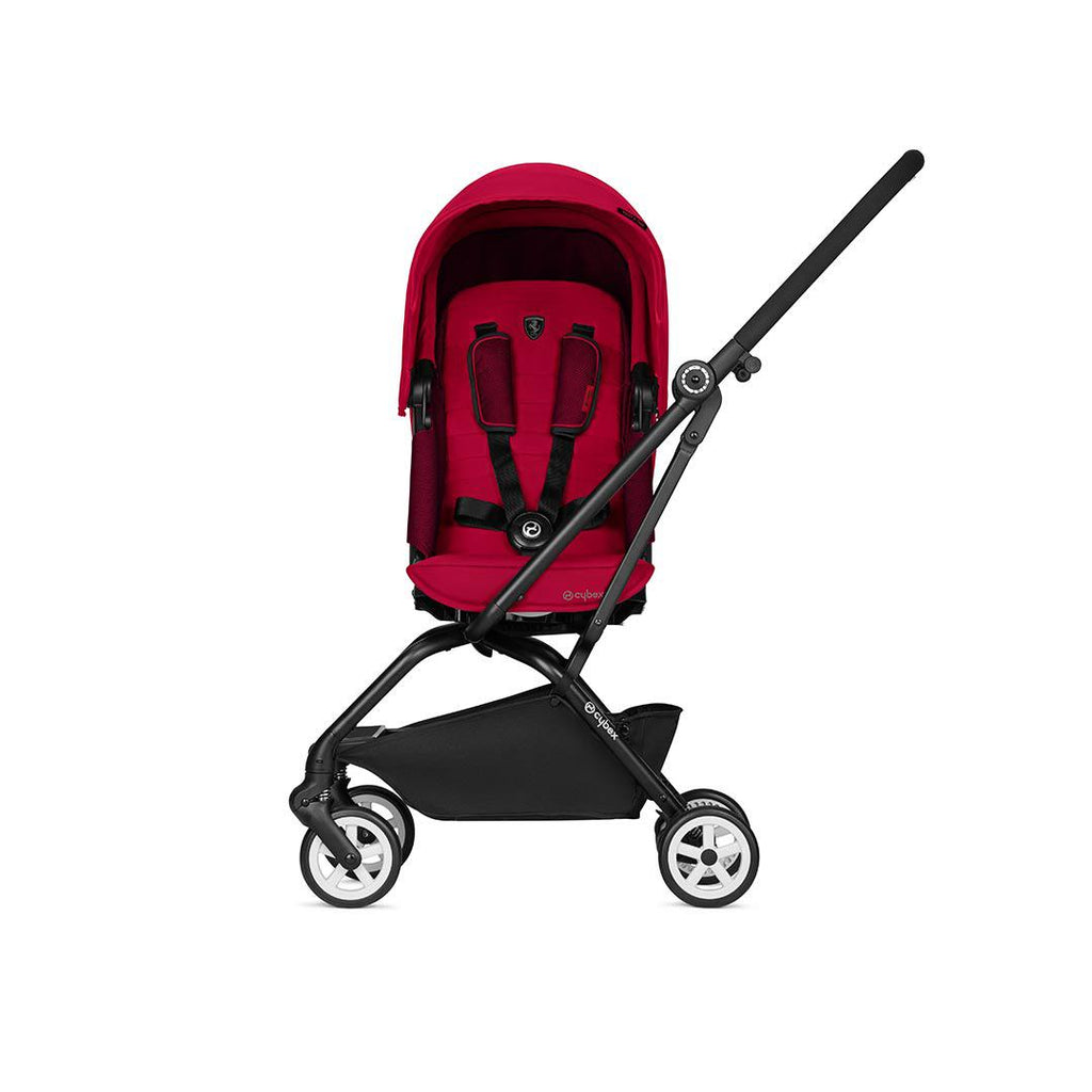 Cybex Eezy S Twist Pushchair Scuderia Ferrari Racing Red