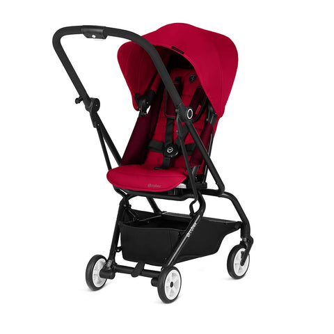 Cybex Eezy S Twist Pushchair - Scuderia Ferrari - Racing Red-Strollers- Natural Baby Shower