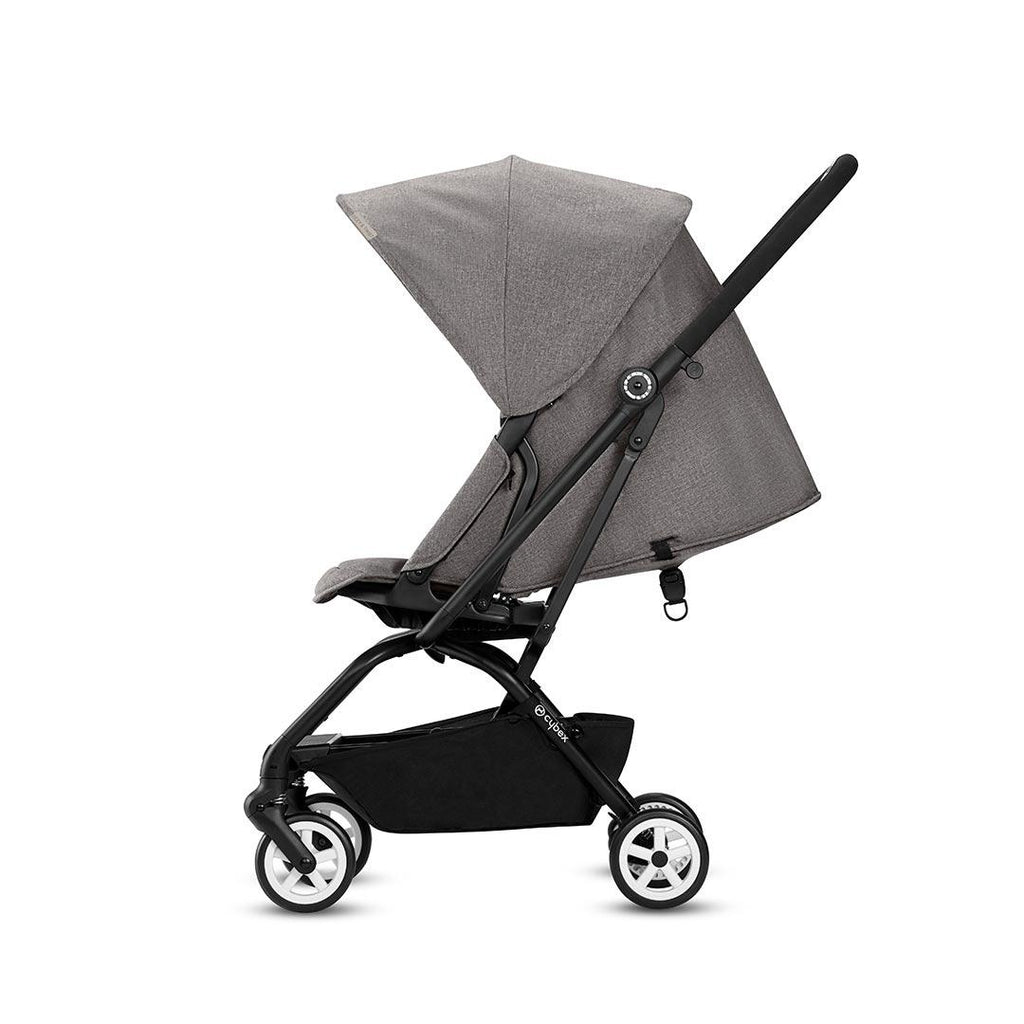 Cybex Eezy S Twist Pushchair - Passion Pink-Strollers- Natural Baby Shower