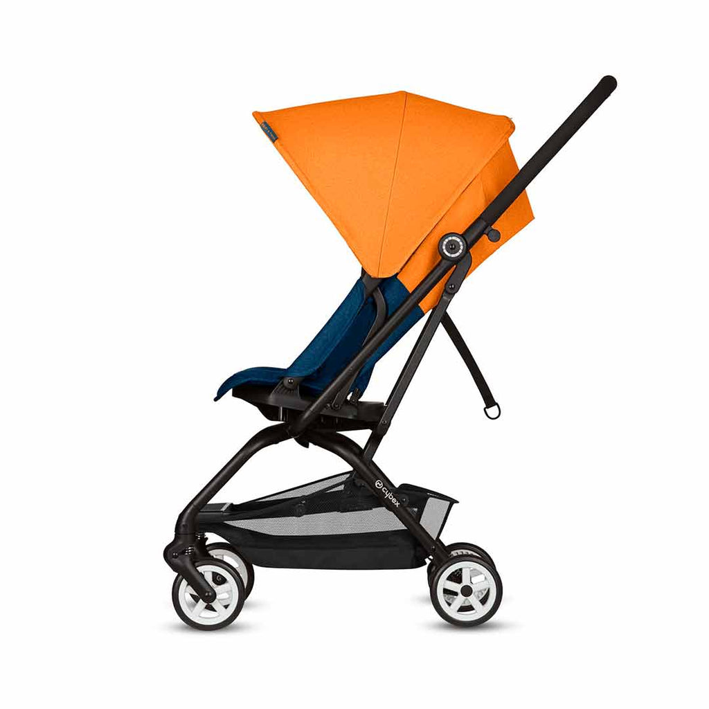 Cybex Eezy S Twist Pushchair - Tropical Blue-Strollers- Natural Baby Shower