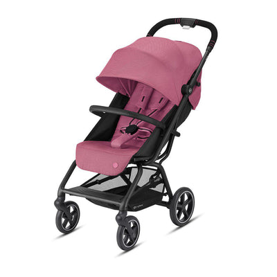 CYBEX Eezy S+2 Pushchair - Magnolia Pink-Strollers- Natural Baby Shower