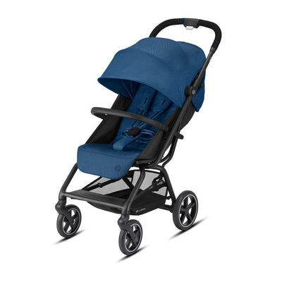 CYBEX Eezy S+2 Pushchair - Navy Blue-Strollers- Natural Baby Shower