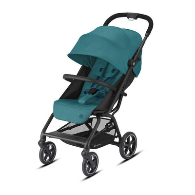 CYBEX Eezy S+2 Pushchair - River Blue-Strollers- Natural Baby Shower