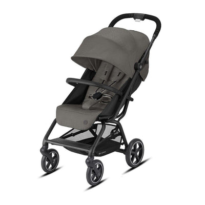 CYBEX Eezy S+2 Pushchair - Soho Grey-Strollers- Natural Baby Shower