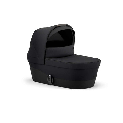 CYBEX Gazelle S Cot - Deep Black-Carrycots- Natural Baby Shower