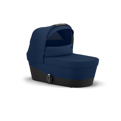 CYBEX Gazelle S Cot - Navy Blue-Carrycots- Natural Baby Shower