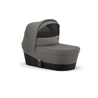 CYBEX Gazelle S Cot - Soho Grey-Carrycots- Natural Baby Shower