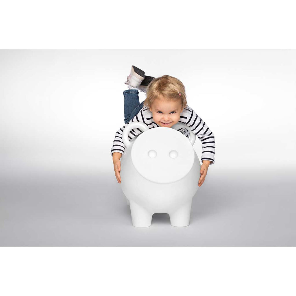 Cybex Hausschwein by Marcel Wanders - White-Storage- Natural Baby Shower