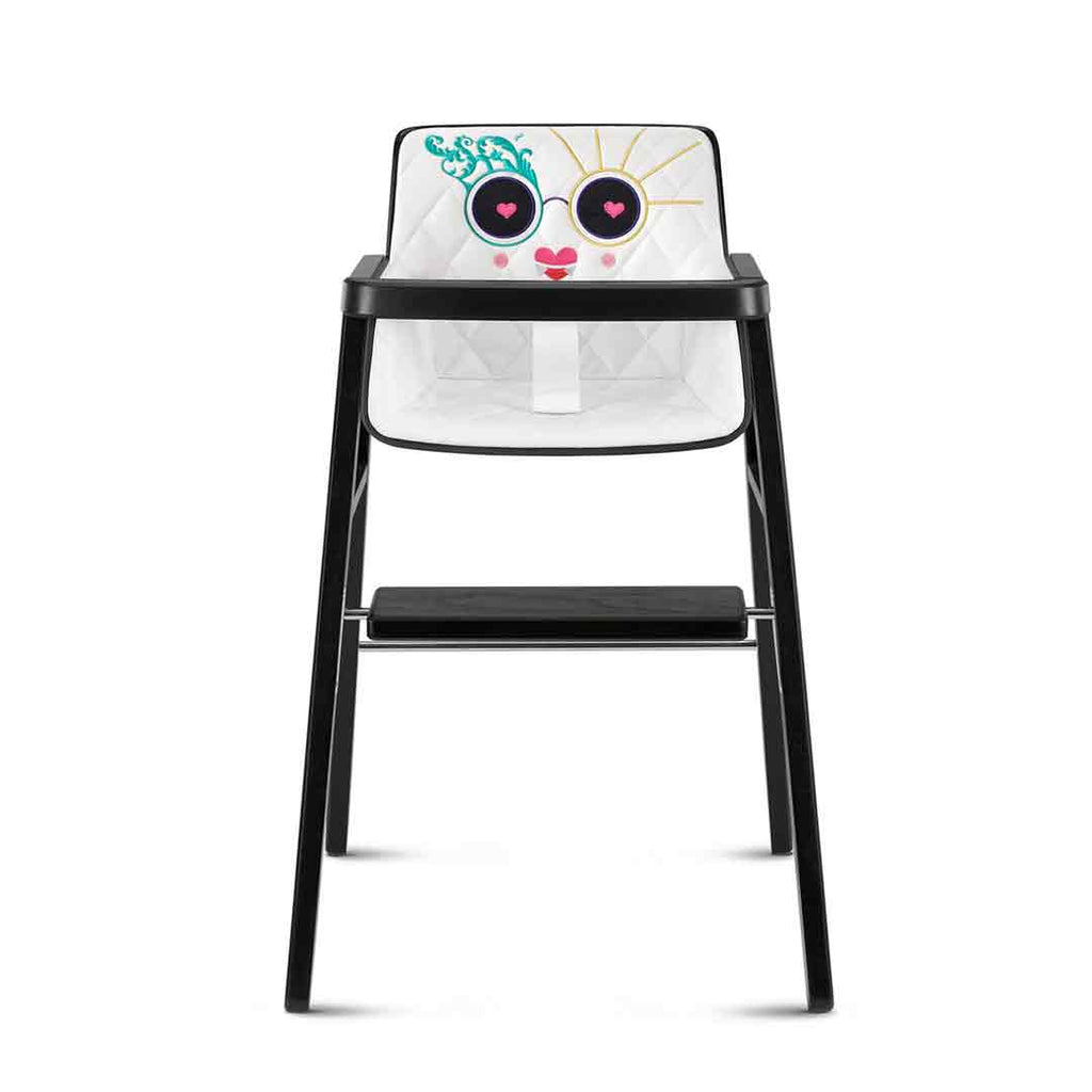 Cybex Highchair by Marcel Wanders - Love Guru White-High Chairs- Natural Baby Shower