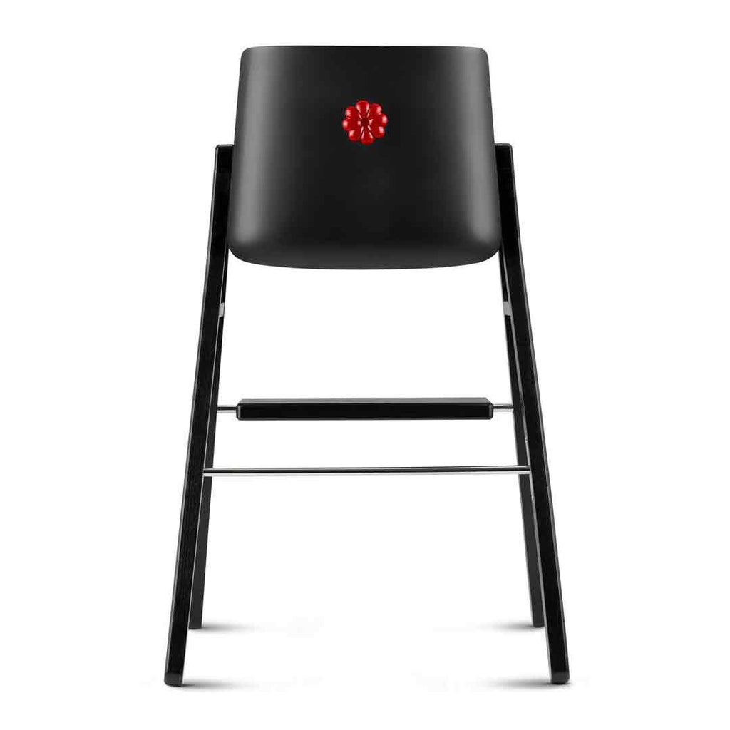 Cybex Highchair by Marcel Wanders - Hippie Wrestler Black-High Chairs- Natural Baby Shower