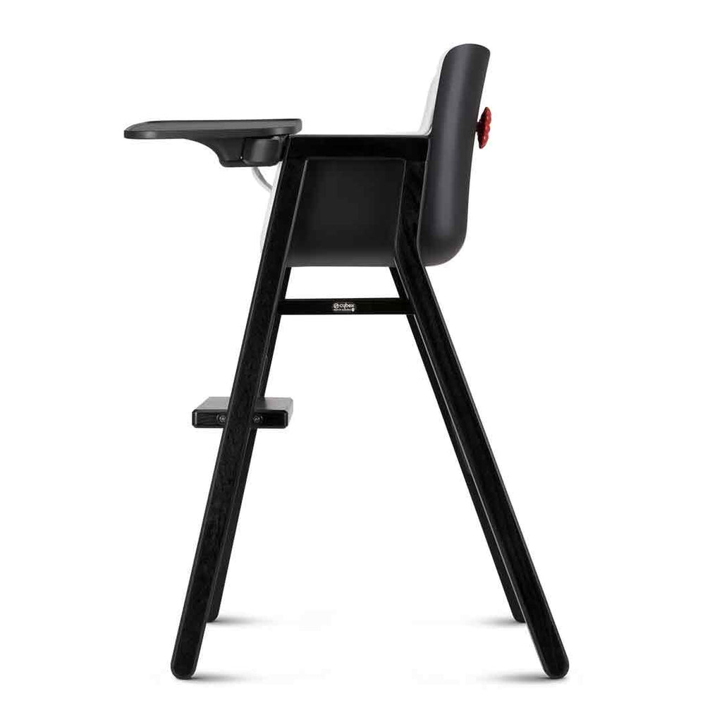 Cybex Highchair by Marcel Wanders Love Guru White Side
