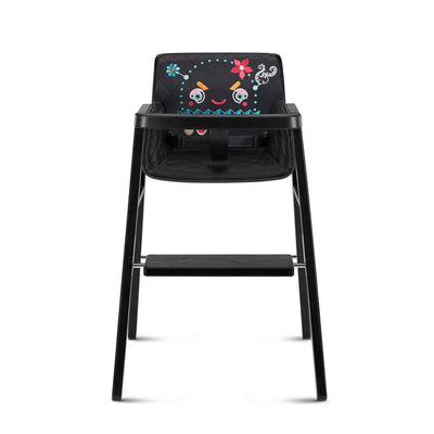 CYBEX Highchair by Marcel Wanders - Space Pilot Black-Highchairs- Natural Baby Shower