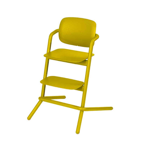 Cybex LEMO Highchair - Canary Yellow-High Chairs- Natural Baby Shower