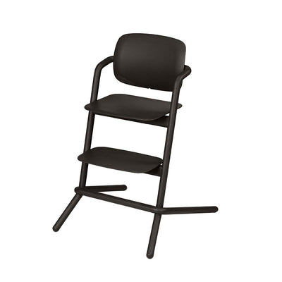 CYBEX LEMO Highchair - Infinity Black-Highchairs- Natural Baby Shower