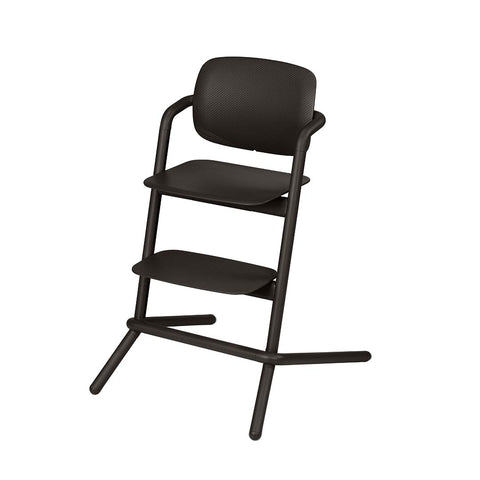 Cybex LEMO Highchair - Infinity Black-High Chairs- Natural Baby Shower