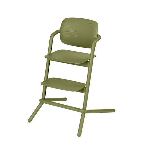 Cybex LEMO Highchair - Outback Green-High Chairs- Natural Baby Shower