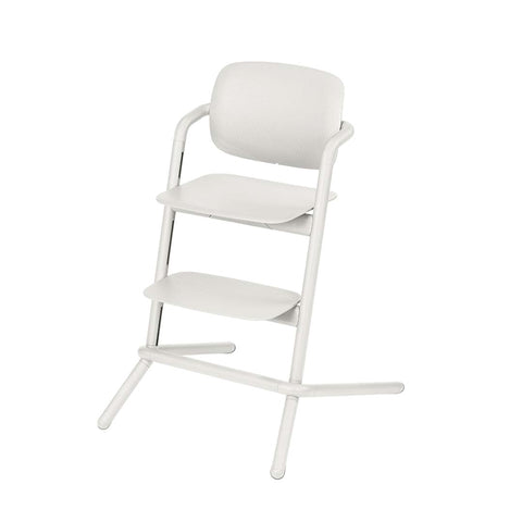 Cybex LEMO Highchair - Porcelaine White-High Chairs- Natural Baby Shower