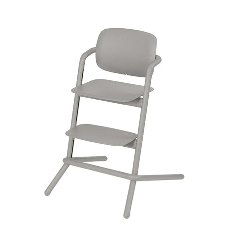 Cybex LEMO Highchair - Storm Grey-High Chairs- Natural Baby Shower