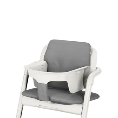 CYBEX LEMO Highchair Comfort Inlay - Storm Grey-Highchair Cushions & Pads- Natural Baby Shower