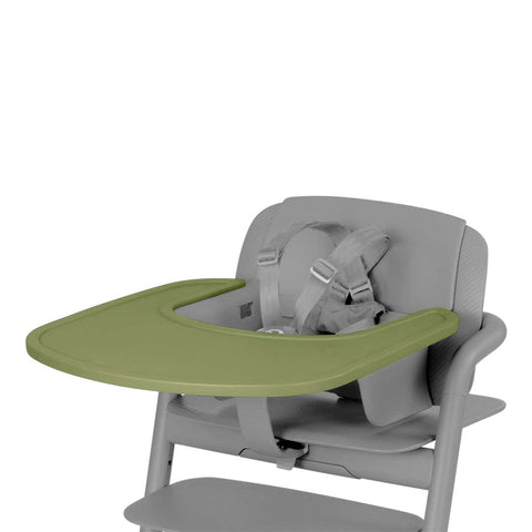 Cybex LEMO Highchair Tray - Outback Green-High Chair Trays- Natural Baby Shower