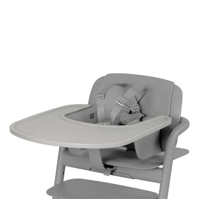 CYBEX LEMO Highchair Tray - Storm Grey-Highchair Trays- Natural Baby Shower