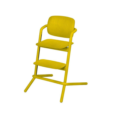 Cybex LEMO Wooden Highchair - Canary Yellow-High Chairs- Natural Baby Shower