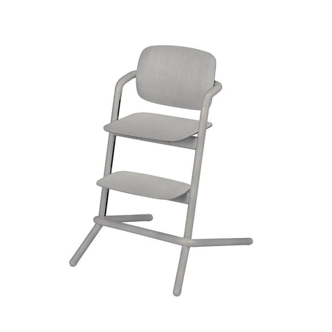 Cybex LEMO Wooden Highchair - Storm Grey-High Chairs- Natural Baby Shower
