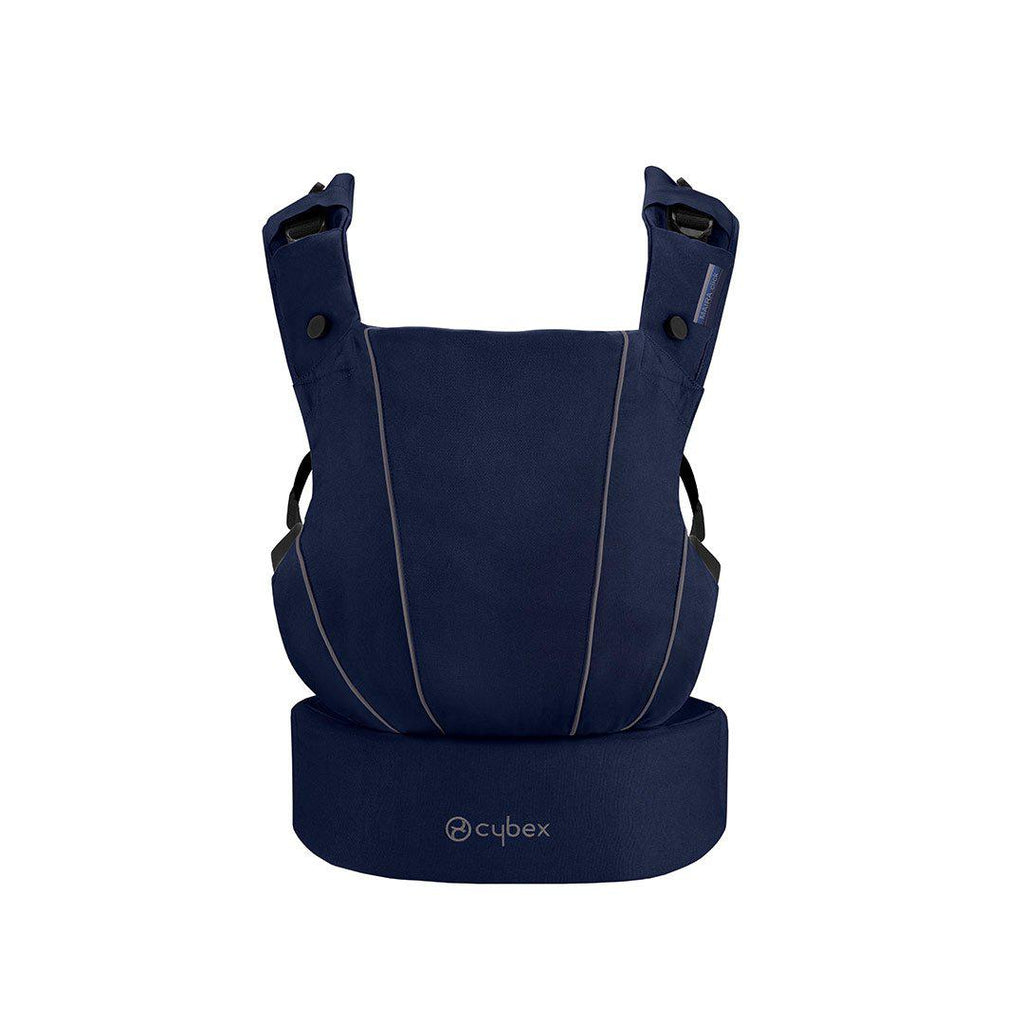 Cybex Maira Click Baby Carrier - Denim Blue-Baby Carriers- Natural Baby Shower