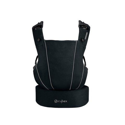 Cybex Maira Click Baby Carrier - Lavastone Black-Baby Carriers- Natural Baby Shower