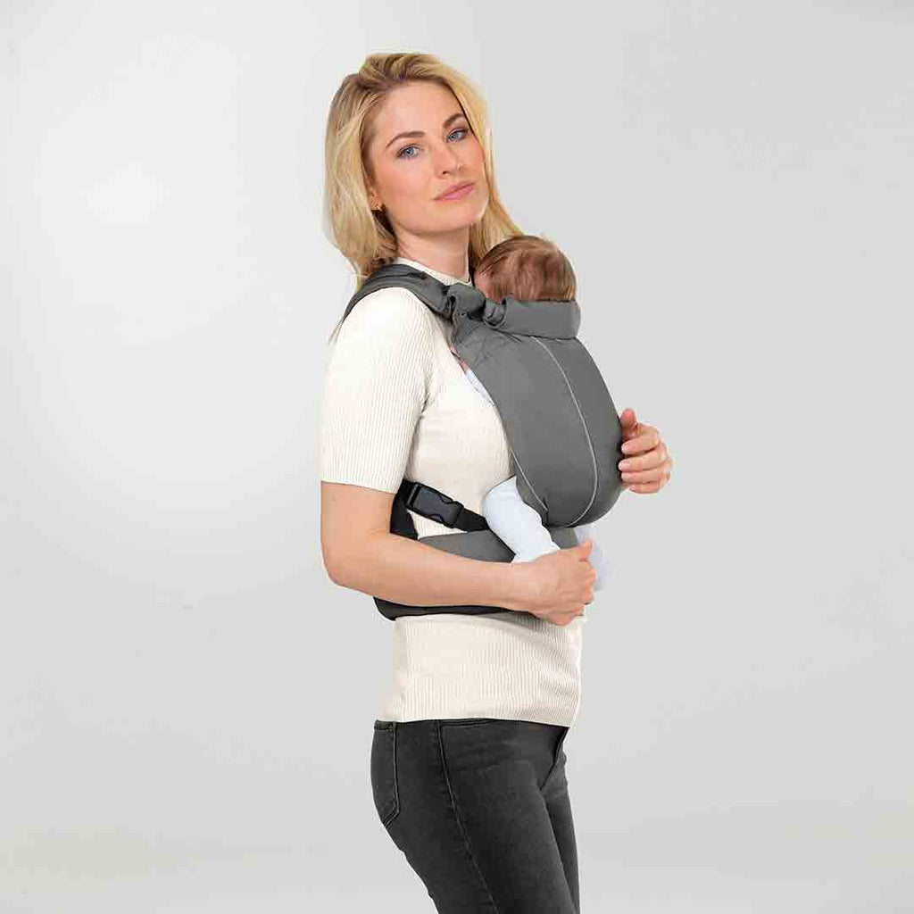 Cybex Maria Click Baby Carrier - Denim Blue Front