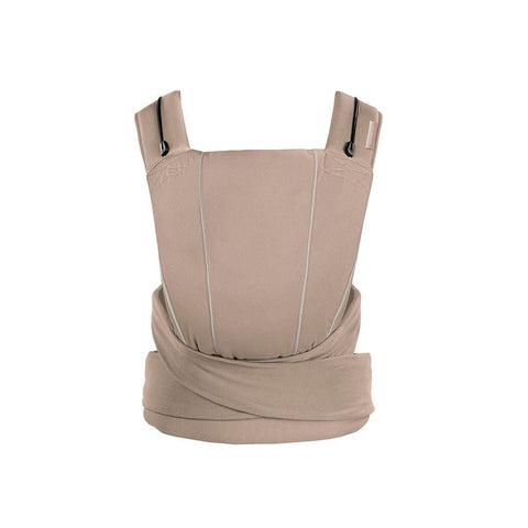 Cybex Maira Tie Baby Carrier - Cashmere Beige-Baby Carriers- Natural Baby Shower