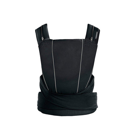 Cybex Maira Tie Baby Carrier - Lavastone Black-Baby Carriers- Natural Baby Shower