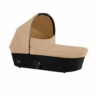 Cybex Mios Carrycot - Cashmere Beige (2018)-Carrycots- Natural Baby Shower