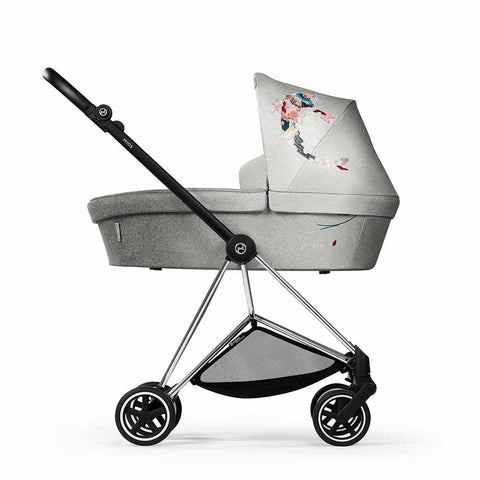 Cybex Mios Carrycot - Koi (2018)-Carrycots-Koi- Natural Baby Shower