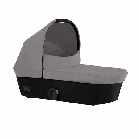 Cybex Mios Carrycot - Manhattan Grey