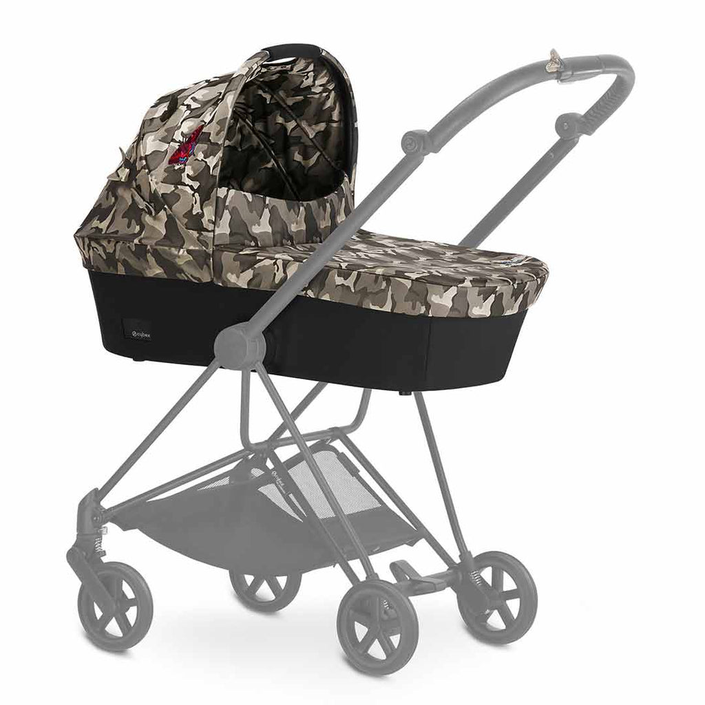Cybex Mios Carrycot Butterfly