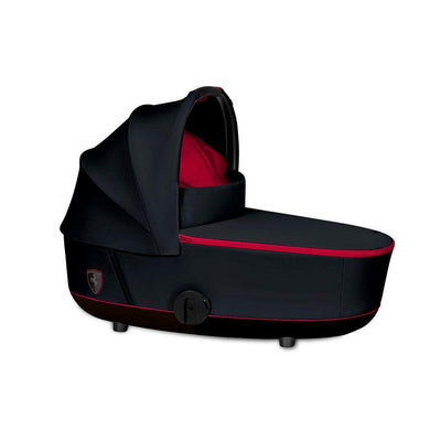 CYBEX Mios Carrycot Lux - Scuderia Ferrari - Victory Black-Carrycots- Natural Baby Shower