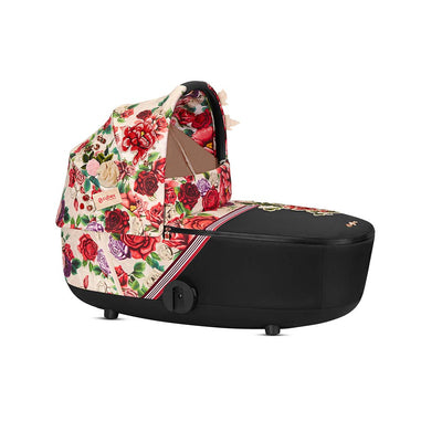 Cybex Mios Carrycot Lux - Spring Blossom Light-Carrycots- Natural Baby Shower