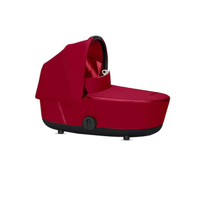 Cybex Mios Carrycot Lux - True Red-Carrycots- Natural Baby Shower
