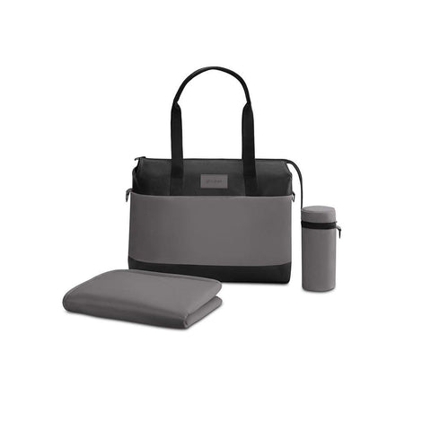 Cybex Mios Changing Bag - Manhattan Grey-Changing Bags- Natural Baby Shower