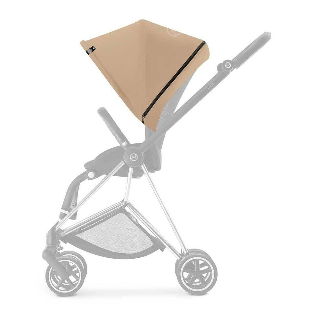 Cybex Mios Colour Pack - Cashmere Beige (2018)-Colour Packs- Natural Baby Shower