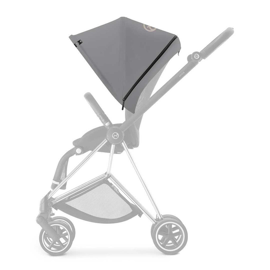 Cybex Mios Colour Pack - Manhattan Grey-Colour Packs- Natural Baby Shower